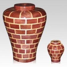 Fitzgerald Wood Cremation Urns