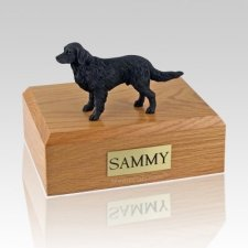 Flat Coated Retriever Dog Urns