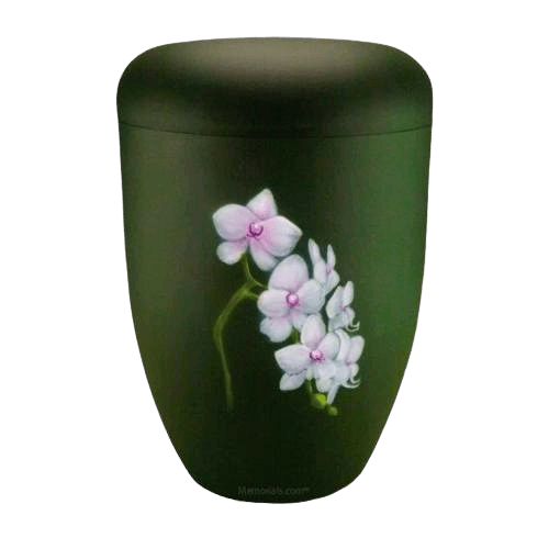 Flower Biodegradable Urn
