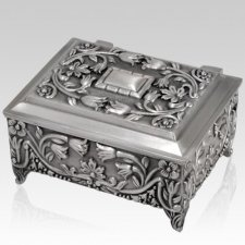 Flowers Infusion Keepsake Box