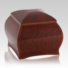 Fluer Wood Cremation Urn