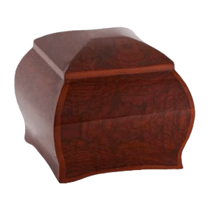 Fluer Wood Cremation Urn
