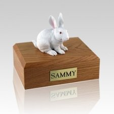 Fluffy X Large Rabbit Cremation Urn