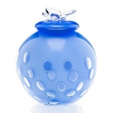 Flutter By Glass Pet Urn
