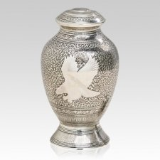 Flying Eagle Cremation Urn