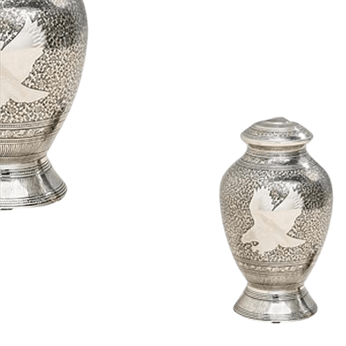 Flying Eagle Keepsake Cremation Urn