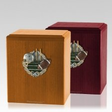 Foot Ball Cremation Urns