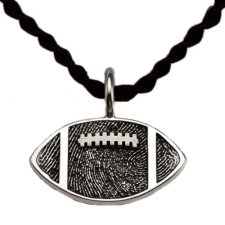 Football Print Keepsakes