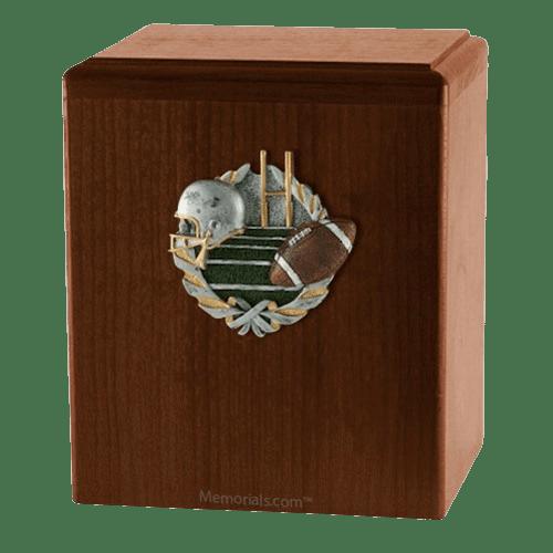 Foot Ball Cremation Urns