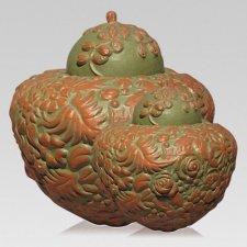 Forest Pet Cremation Urns