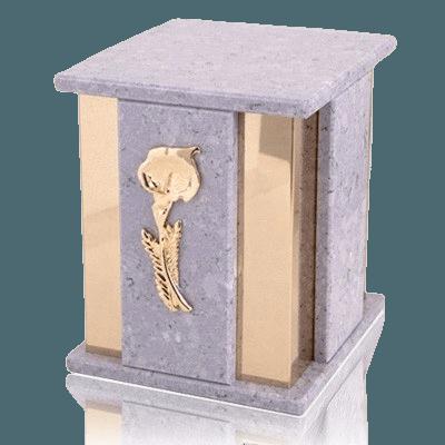 Foresta Marble Cremation Urn