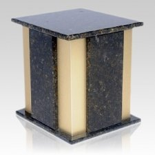 Foresta Verde Granite Cremation Urn