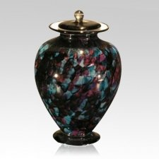 Forever Glass Cremation Urn