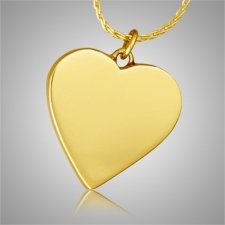 Slider Heart Pet Cremation Jewelry II