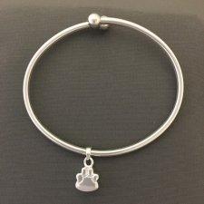 Forever Paw Ash Cremation Bracelet