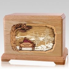 Forever Yours Cremation Urns for Two