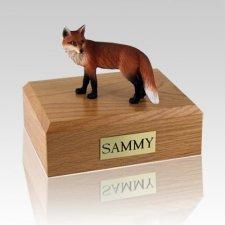 Fox Large Cremation Urn