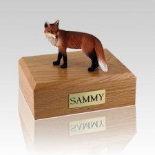 Fox Medium Cremation Urn