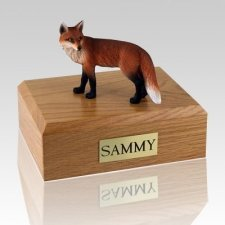 Fox Cremation Urns