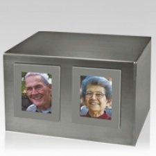 Frame Companion Cremation Urn