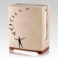 Free Spirit Stone Cremation Urns