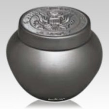 Freedom Army Keepsake Urn