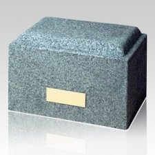 Classic Shade Granite Cremation Urn