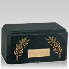 French Roses Cremation Urn