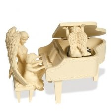 Friends Musical Keepsake Angel