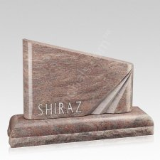 From Heaven Companion Granite Headstone