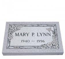 Individual Granite Grave Markers