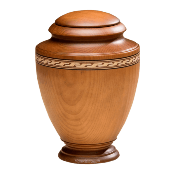 Gallop Wood Cremation Urn