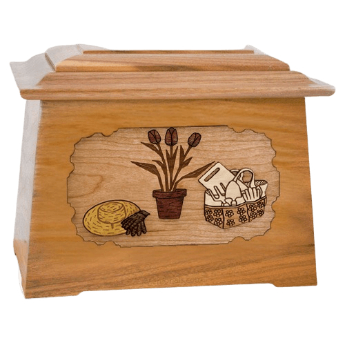Gardening Oak Aristocrat Cremation Urn