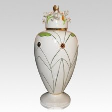 Garnet Dream Cremation Urn
