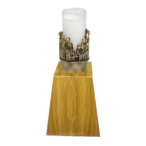 Generations Wood Cremation Urn