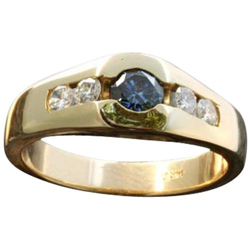 Gents Mounting with Accents Ring