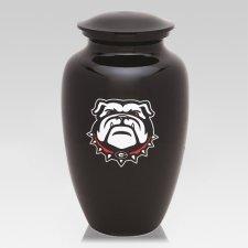 Georgia Bulldogs Football Cremation Urn