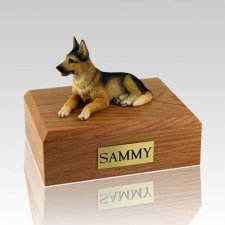 German Shepherd X Large Dog Urn