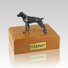 German Shorthair Large Dog Urn