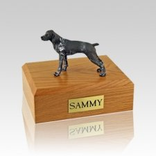 German Shorthair Medium Dog Urn