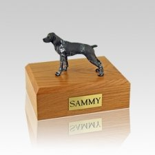 German Shorthair Small Dog Urn