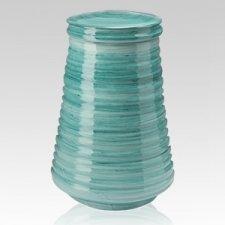 Giardino Ceramic Cremation Urns