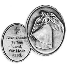 Give Thanks Angel Comfort Tokens
