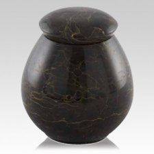 Gladiator Marble Pet Cremation Urn