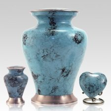 Glenwood Blue Cremation Urns