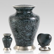 Glenwood Gray Marble Cremation Urns