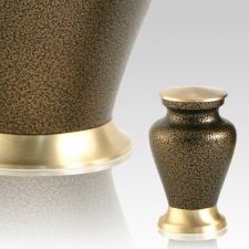Glenwood Bronze Keepsake Cremation Urn