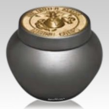 Glory Marines Keepsake Urn
