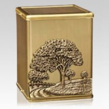Going Home Bronze Cremation Urn