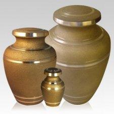 Golden Elite Cremation Urns